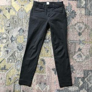 Gap Grey Skinny Ankle Dress Pants